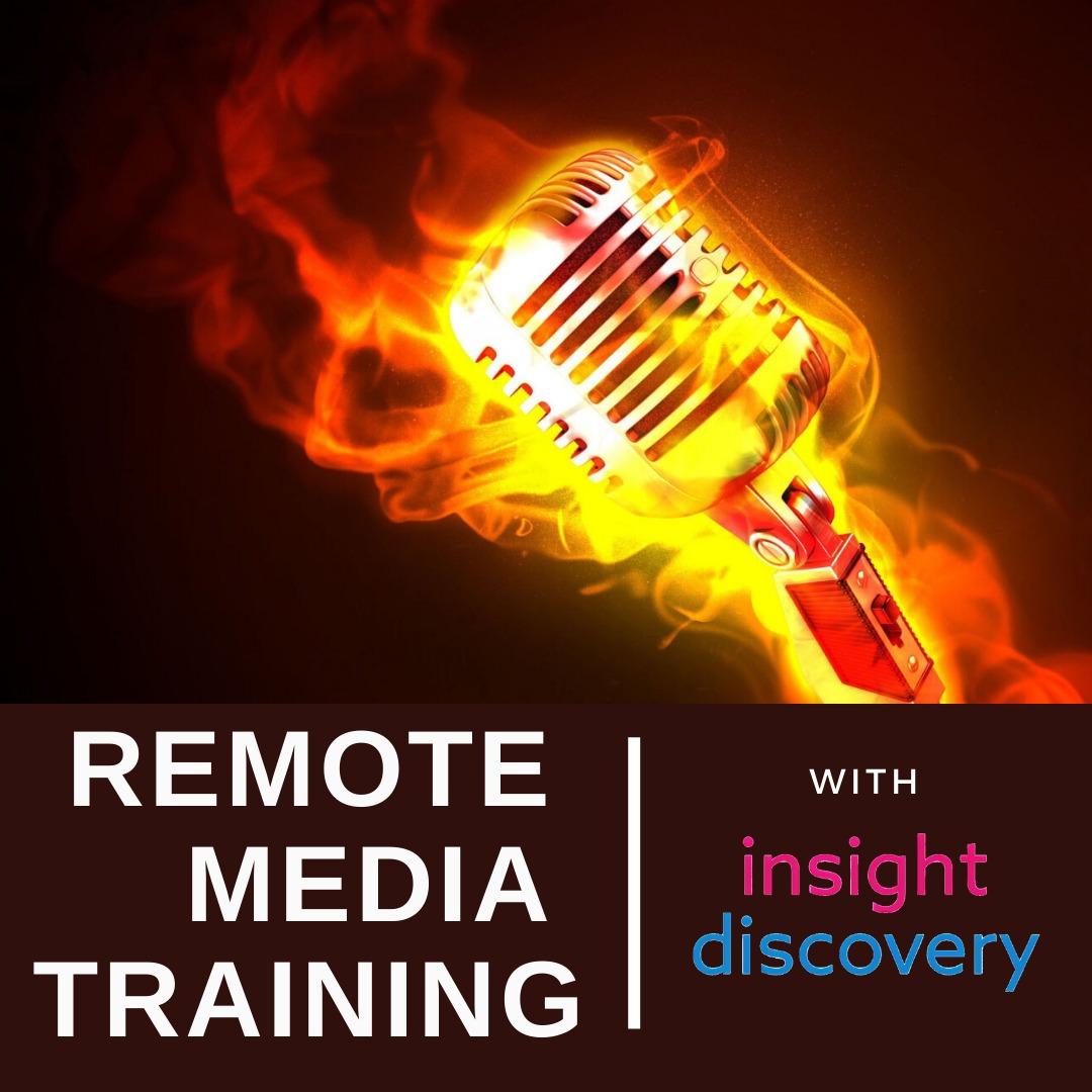 , Media training registration form